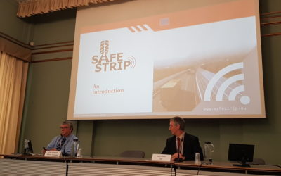 SAFE STRIP technology presented at SAFER LC conference in Madrid