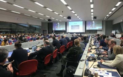 SAFE STRIP presented at the 2nd H2020 results conference by ERTRAC