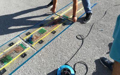CTI tests full SAFE STRIP system in Patras