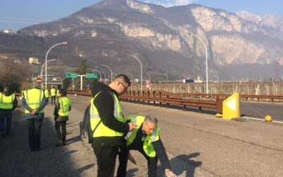 SAFE STRIP showcases Italian Trento pilot during last plenary meeting
