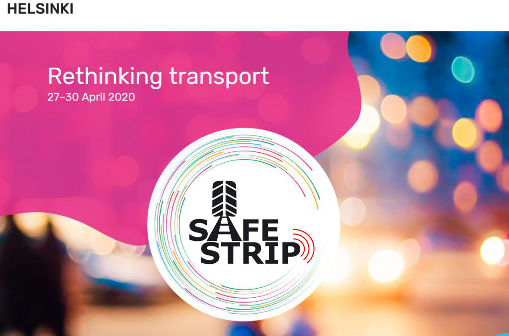 SAFE STRIP prepares for TRA2020 – programme online now!